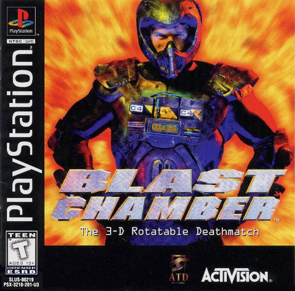 download Blast Chamber PS1